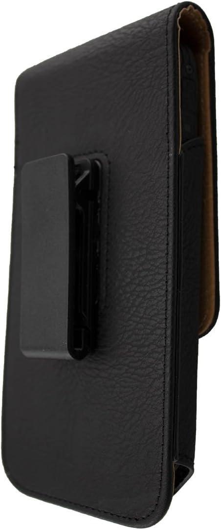 copertura con clip da cintura rotante caseroxx Borsa allaperto per CAT S41 cover in vera pelle