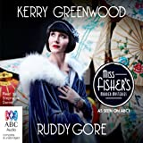 Front cover for the book Ruddy Gore by Kerry Greenwood