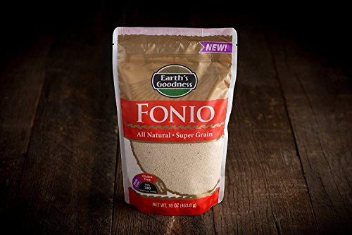 All Natural Fonio Ancient African Super Food Vegan Gluten Free