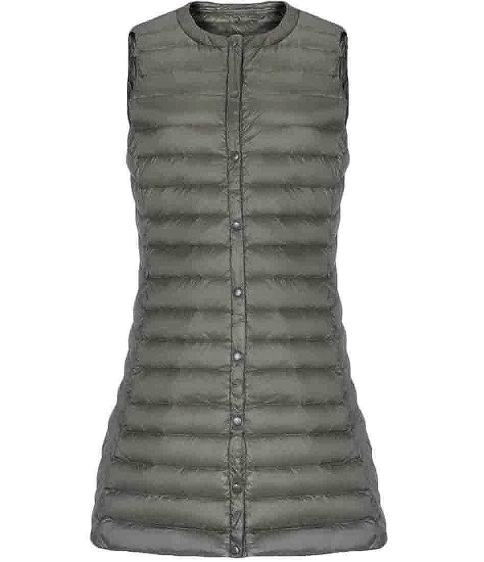 1 jxfd Women's Packable Down Vest Lightweight Winter Warm Puffer Vest