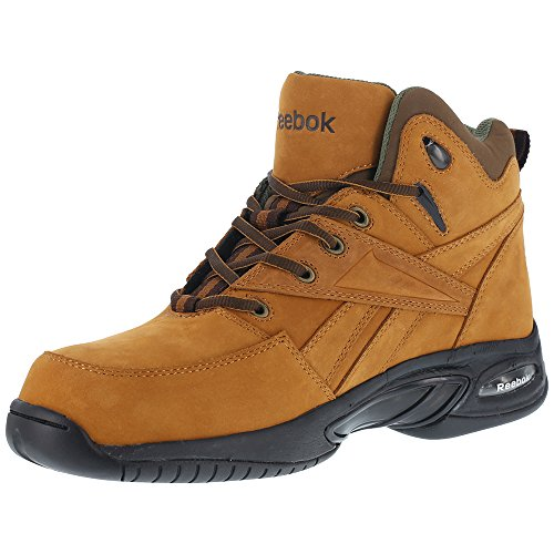 Reebok Mens Tyak Trekking Lavoro Avvio Composito Toe - Rb4488 Abbronzatura Dorata