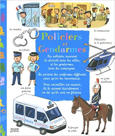 Téléchargement Policiers et gendarmes pdf, epub ebook