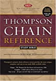 img - for The Thompson Chain Reference Study Bible: New King James Version, Full Color, Personal Size book / textbook / text book