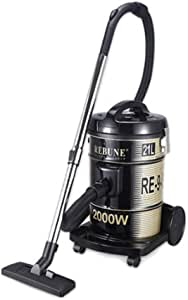 Rebune Vacuum Cleaner (RE-9-010, Black)