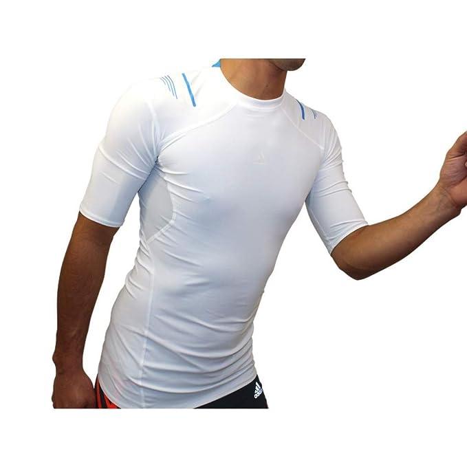 adidas performance techfit herren funktionsshirt