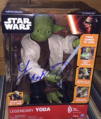 Yoda Signed - 6