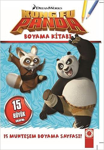 Dreamworks Kung Fu Panda Boyama Kitabi 15 Muhtesem Boyama