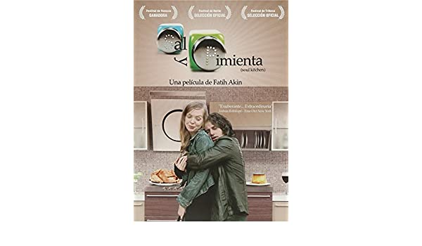 Amazon.com: Sal & Pimienta (Soul Kitchen) [*Ntsc/region 1 & 4 Dvd. Import-latin America - Mexico] - No English options: Adam Bousdoukos, Moritz Bleibtreu, ...