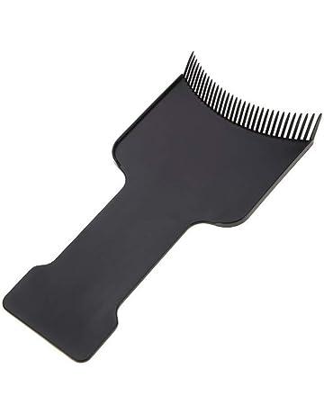 Lurrose - Peine para teñir el pelo para teñir el pelo (2 unidades, tamaño