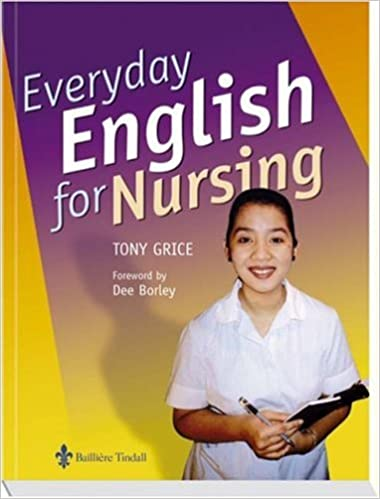 English For Nurses Book