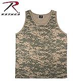 Rothco Tank Top, ACU Digital Camo, 2X