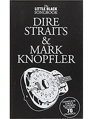 Knopfler, M: Little Black Songbook: Amazon.es: Dire Straits ...