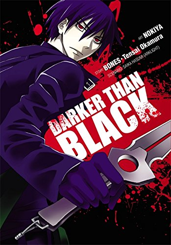 Darker Than Black from Yen Press