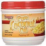 Cheap Snappy Popcorn Supplies, Colored Coconut Oil, 16 Oz
