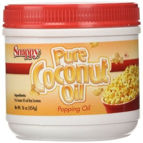 Snappy Popcorn Supplies Colored Coconut product image