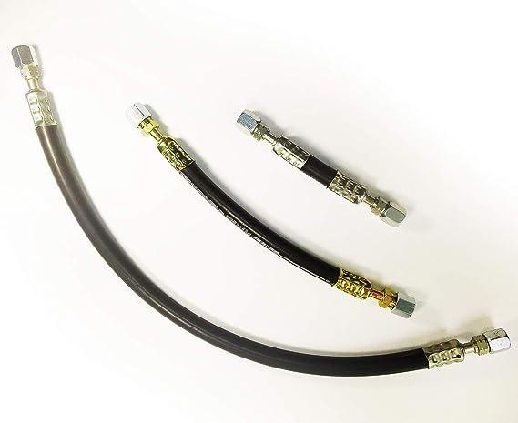 12 Tube Removal Repair Length. AC line repair kit 12 mm Tube Outer Diameter