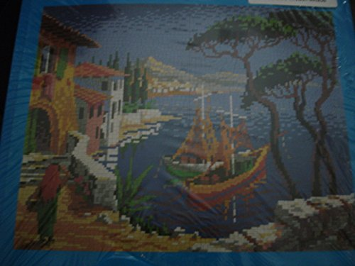 Ministeck Mosaic Italian Landscape