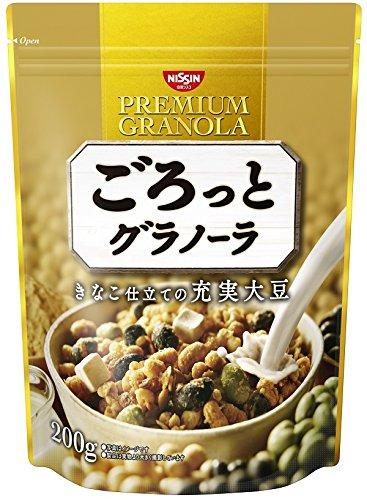 granola Nisshin Cisco Gorotto mejorar bolsas de soja 200gX8: Amazon.es: Alimentación y bebidas