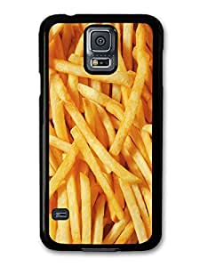 AMAF ? Accessories French Fries Close Up Food Potato case for Samsung Galaxy S5