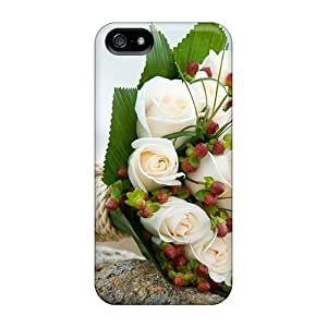 Perfect Bouquet Flower Cases Covers Skin For Iphone 5/5s Phone Cases