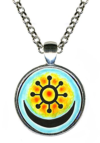 adinkra-osram-ne-nsoromma-for-love-faithfulness-harmony-silver-pendant
