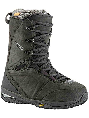 - Nitro Snowboards Team Stnd Boots, Men's, Mens, 848446, Black, 300