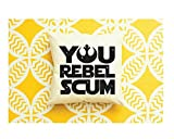 You Rebel Scum Pillow - Father's Day Gift, Stormtrooper Decor, Star Wars Funny Gift, Star Wars Gift, Stormtrooper Gift, Gift for Dad