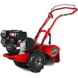 Earthquake 24598 Victory Compact Rear Tine Tiller, with Reverse & 4-Cycle 212cc Viper Engine, 5 Year Warranty