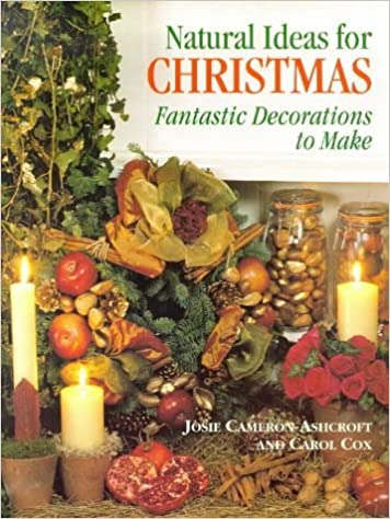 Natural Ideas for Christmas: Fantastic Decorations to Make by Josie Cameron-Ashcroft (2000-10-02)