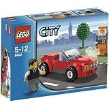 LEGO City 8402 - Coche deportivo
