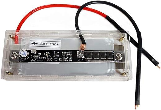 Portable Mini High Power Diy Nickel Strip Connection 18650 Battery Welding Machine Spot Welder 3 7 4 2v 300a Amazon Com