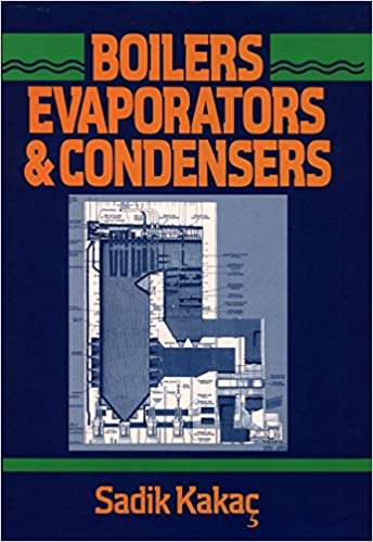 Evaporators Boilers and Condensers