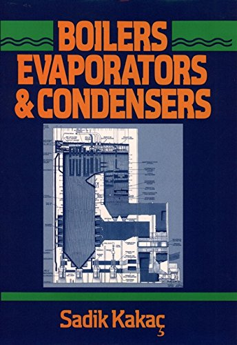 - Boilers, Evaporators, and Condensers