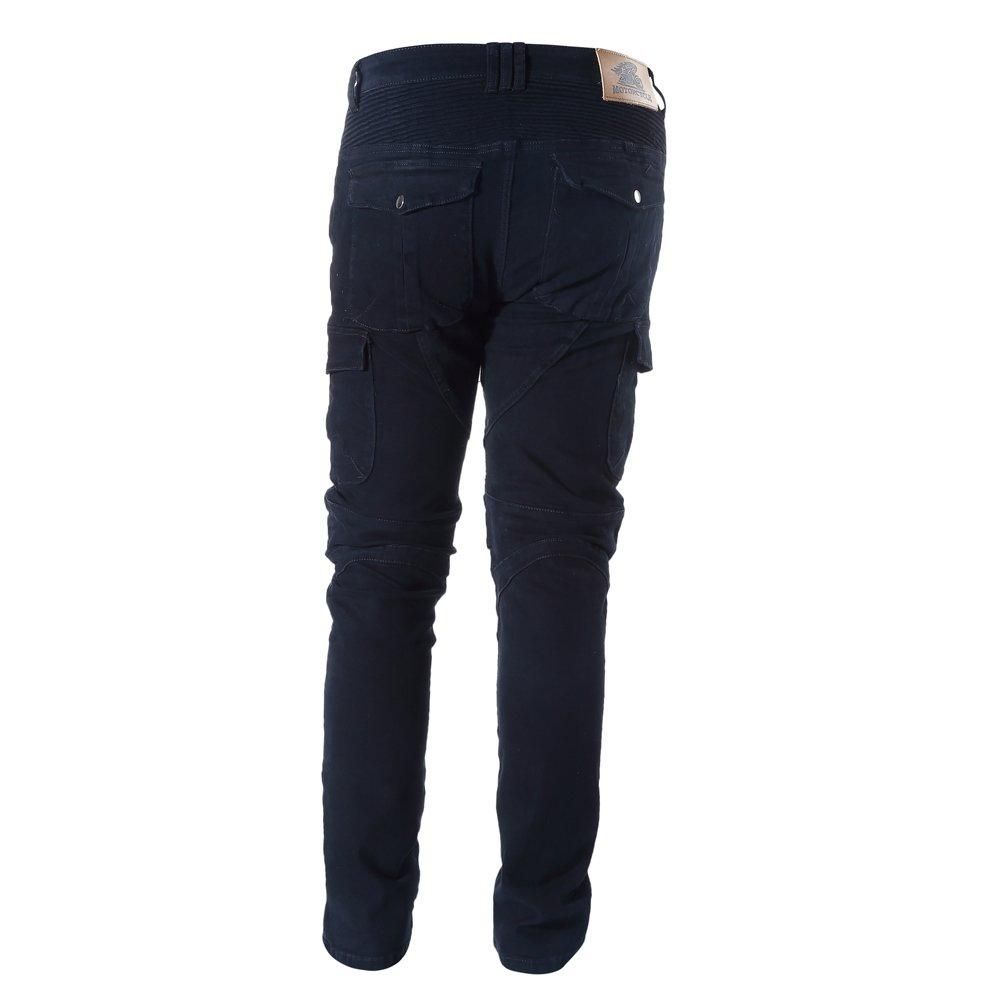Amazon.com: Takuey - Pantalones vaqueros de moto para hombre ...