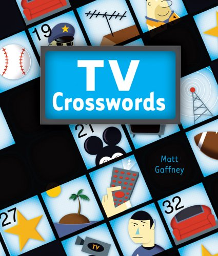 Read Online TV Crosswords pdf
