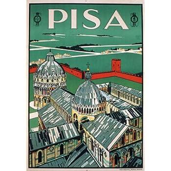TV81 Vintage 1927 Roma Rome Italian Italy Travel Poster A2//A3 Reprint