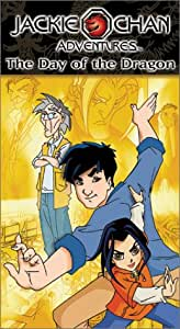 Jackie Chan Adventures - The Day of the Dragon [VHS]