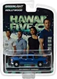 GREENLIGHT 1:64 HOLLYWOOD SERIES 16 - 2014 CHEVROLET SILVERADO - HAWAII FIVE-O (2010-CURRENT TV SERIES) 44760-E