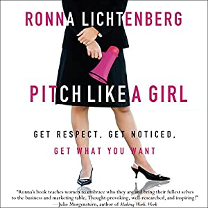 Pitch Like a Girl Audiobook