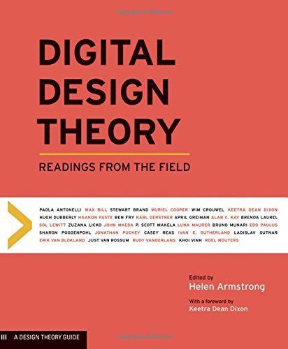 Digital Design Theory Readings Briefs product image