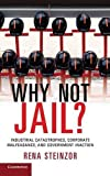 img - for Why Not Jail?: Industrial Catastrophes, Corporate Malfeasance, and Government Inaction by Rena Steinzor (2014-12-08) book / textbook / text book