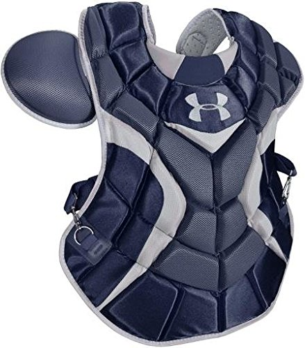 Under Armour Men's Pro Catcher's Chest Protector One Size Fits All Black
