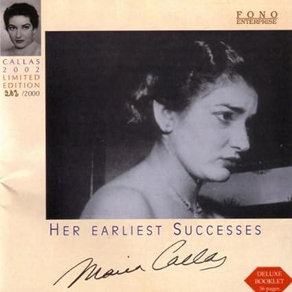 Her Earliest Successes