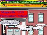 First Grade Math Workbook Vol 1