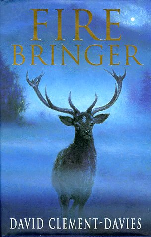 book cover of Fire Bringer