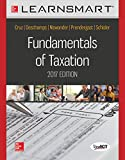 img - for LearnSmart Standalone Access Card for Fundamentals of Taxation 2017 Ed, 10e book / textbook / text book