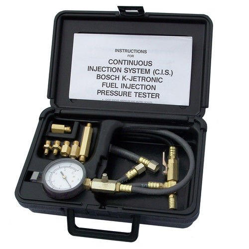 Tool Aid 33865 C.I.S. K-Jetronic Fuel Injection Tester with Case by Tool Aid