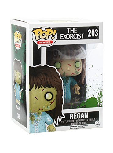 Funko Funko Funko The Exorcist Pop! Movies Regan Vinyl Figure by Hot Topic cffe82