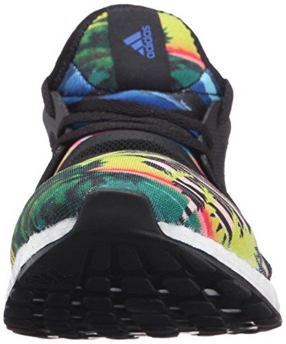 Adidas Performance Womens Pureboost X Scarpa Da Corsa Nucleo Nero / Nucleo Nero / Blu