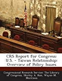 Crs Report for Congress, Shirley A. Kan, 1293272671
